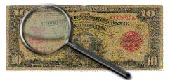 Оценка состояния банкнот