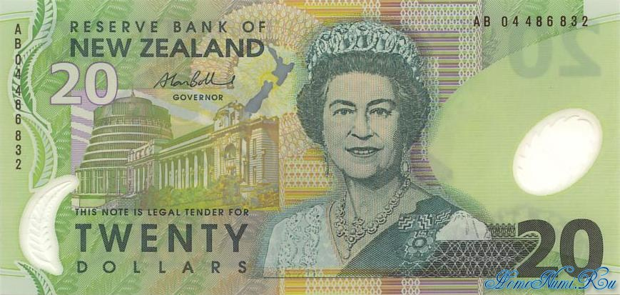 Денежная единица новой зеландии в этом году