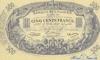500 Франков выпуска 1924 года, Алжир. Подробнее...