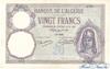 20 Франков выпуска 1929 года, Алжир. Подробнее...