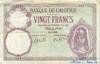 20 Франков выпуска 1942 года, Алжир. Подробнее...