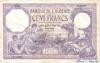 100 Франков выпуска 1932 года, Алжир. Подробнее...