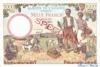1000 Франков выпуска 1942 года, Алжир. Подробнее...