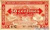 50 Сантимов выпуска 1944 года, Алжир. Подробнее...