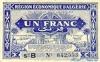 1 Франк выпуска 1944 года, Алжир. Подробнее...