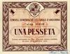 1 Песета выпуска 1936 года, Андорра. Подробнее...