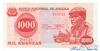 1000 Кванз выпуска 1979 года, Ангола. Подробнее...