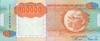 100000 Кванз выпуска 1991 года, Ангола. Подробнее...