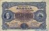 2.50 Эскудо выпуска 1921 года, Ангола. Подробнее...