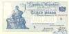 5 Песо выпуска 1908 года, Аргентина. Подробнее...