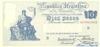 10 Песо выпуска 1908 года, Аргентина. Подробнее...