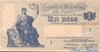 1 Песо выпуска 1935 года, Аргентина. Подробнее...