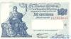 50 Сентаво выпуска 1947 года, Аргентина. Подробнее...