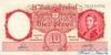 10 Песо выпуска 1935 года, Аргентина. Подробнее...