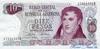 10 Песо выпуска 1973 года, Аргентина. Подробнее...