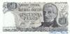50 Песо выпуска 1976 года, Аргентина. Подробнее...