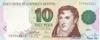 10 Песо выпуска 1993 года, Аргентина. Подробнее...