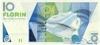 10 Флоринов выпуска 2003 года, Аруба. Подробнее...