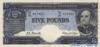5 Фунтов выпуска 1960 года (P-35), Австралия. Подробнее...