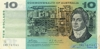 10 Долларов выпуска 1972 года (P-40c), Австралия. Подробнее...