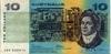 10 Долларов выпуска 1974 года (P-45), Австралия. Подробнее...