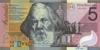 5 Долларов выпуска 2001 года (P-57), Австралия. Подробнее...