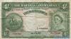 4 Шиллинга выпуска 1953 года, Багамы. Подробнее...