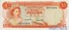 5 Долларов выпуска 1965 года, Багамы. Подробнее...