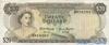 20 Долларов выпуска 1968 года, Багамы. Подробнее...