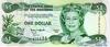 1 Доллар выпуска 1996 года, Багамы. Подробнее...