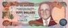 50 Долларов выпуска 2000 года, Багамы. Подробнее...