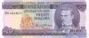 20 Долларов выпуска 1973 года, Барбадос. Подробнее...
