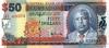 50 Долларов выпуска 1998 года, Барбадос. Подробнее...