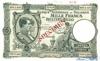 1000 Франков выпуска 1934 года, Бельгия. Подробнее...