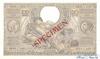 100 Франков выпуска 1933 года, Бельгия. Подробнее...