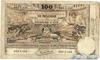 100 Франков выпуска 1919 года, Бельгия. Подробнее...
