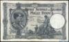1000 Франков выпуска 1922 года, Бельгия. Подробнее...
