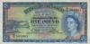 1 Фунт выпуска 1957 года, Бермуды. Подробнее...