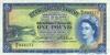 1 Фунт выпуска 1966 года, Бермуды. Подробнее...