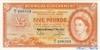 5 Фунтов выпуска 1957 года, Бермуды. Подробнее...