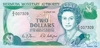 2 Доллара выпуска 1989 года, Бермуды. Подробнее...