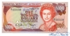 100 Долларов выпуска 1989 года, Бермуды. Подробнее...