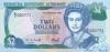 2 Доллара выпуска 1996 года, Бермуды. Подробнее...
