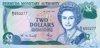 2 Доллара выпуска 1997 года, Бермуды. Подробнее...