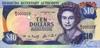 10 Долларов выпуска 1996 года, Бермуды. Подробнее...