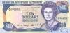 10 Долларов выпуска 1997 года, Бермуды. Подробнее...