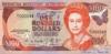 100 Долларов выпуска 1994 года, Бермуды. Подробнее...