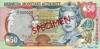 50 Долларов выпуска 2000 года, Бермуды. Подробнее...