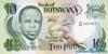 10 Пул выпуска 1999 года, Ботсвана. Подробнее...