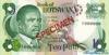 10 Пул выпуска 1982 года, Ботсвана. Подробнее...